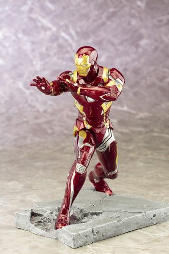Фигурка Iron Man Mark46 Civil War