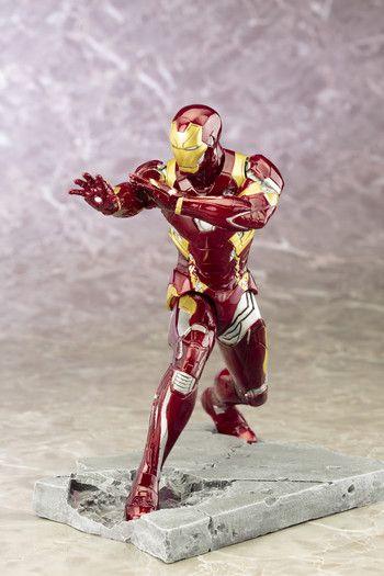 Фигурка Iron Man Mark46 Civil War