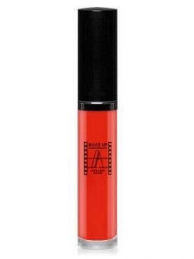 Make-Up Atelier Paris Long Lasting Lipstick RW01 Rouge feu Блеск для губ суперстойкий огненно-красный