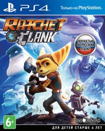 Игра Ratchet & Clank (PS4)