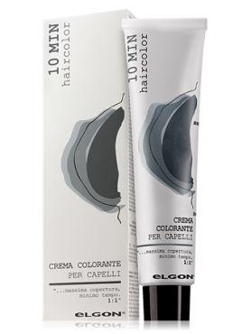 Elgon 10 MIN Крем-краска №5/1 Costano Chiaro Cenere светло-коричневый пепельный