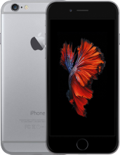 IPhone 6S, 16GB, Space Gray