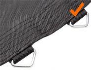 Прыжковое полотно для батута диаметром 4,3 метра на 96 пружин 21см
