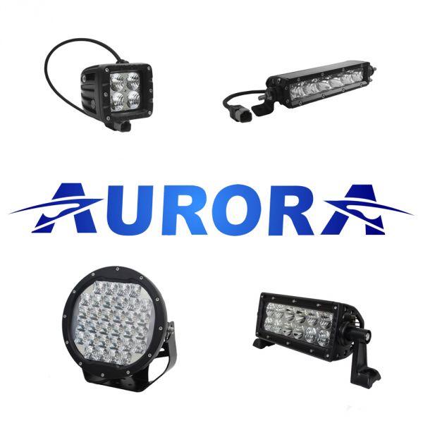 Светодиодные фары AURORA