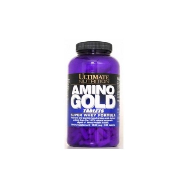 ULTIMATE - Amino Gold 1000 мг (250 таб)