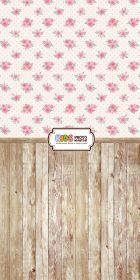 """Фон """"Rosesroom"""" 3x1,5 (3,5x1,5 м)"""