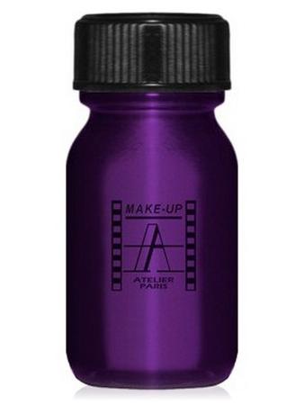Make-Up Atelier Paris Aquacream AQV Purple Акварель жидкая кремовая фиолетовая