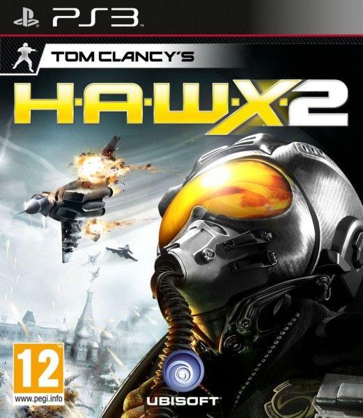 Игра Tom Clancy's HAWX 2 (PS3)