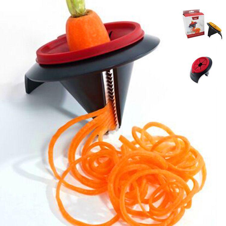 Спиральная овощерезка Veggetti