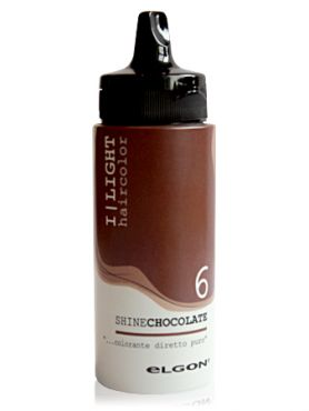 Elgon I LIGHT Краска прямого действия 6 шоколад