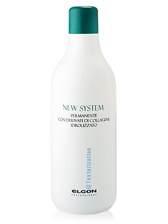 Elgon Texturization New System Классический состав для химической завивки №1