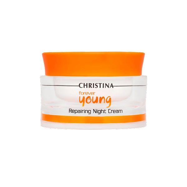 Ночной восстанавливающий крем для лица Forever Young Christina (Форевер Янг Кристина) 50 мл