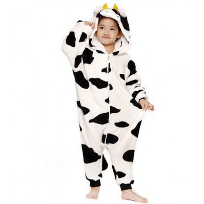 Пижама Кигуруми Детская Корова_01