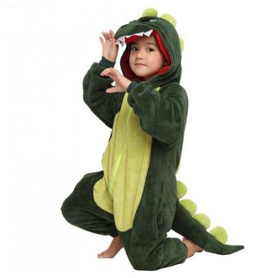 Пижама Кигуруми Детская Динозавр_01