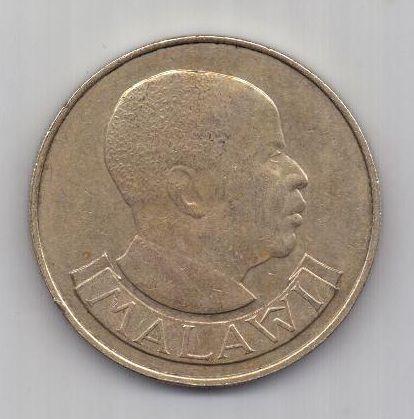 50 тамбала 1986 г. AUNC. Малави