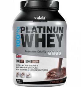 VP Laboratory 100% Platinum Whey (908 гр.)