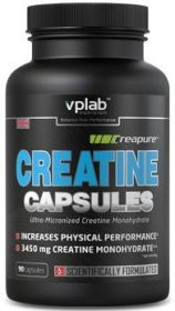 VP Laboratory Creatine Capsules (90 капс.)