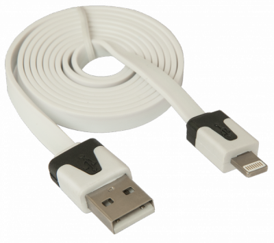 USB кабель ACH01-03P USB(AM)-Lightning(M), 1м пакет