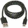 USB кабель USB08-03T USB2.0 AM-MicroBM, 1.0м пакет