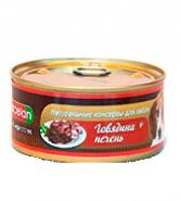 Porcelan Говядина с печенью для взрослых собак (325 гр)
