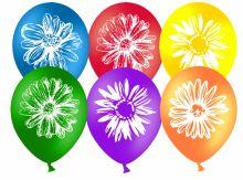 Ромашки шарики, шары, гелиевые шары, купить гелиевые шары, воздушный шар доставка, шары гелиевые цена, гелевый шар, заказатиь шарики, гелиевые Ярославль