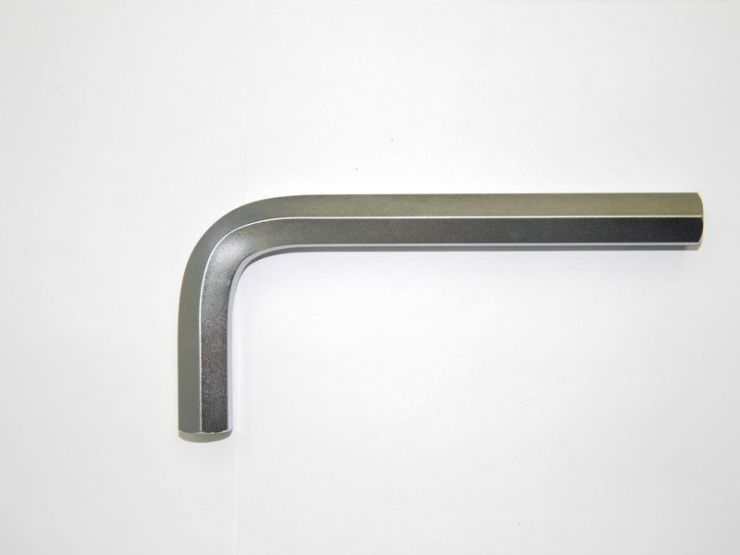 Ключ 6-гранный Г-образный 17мм