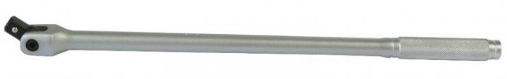 1/2' вороток шарнирный 250мм с резиновой ручкой