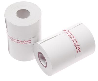Бумага для принтера тестера АКБ JTC-4609 7.5м, ширина 37мм (комплект 2 ролла) JTC /1