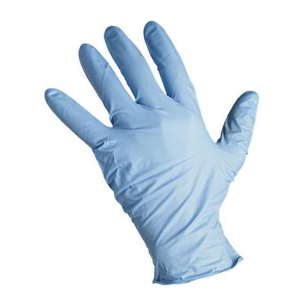 10.701.0004 перчатки нитрил, уп.100 шт. размер XL