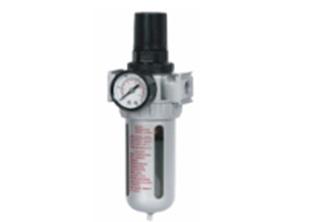 Фильтр-регулятор с индикатором давления 1/2' (0-10bar)
