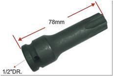 1/2' Съемник поводка стеклоочистителя T80, 60ммL (BMW E31/E38/E39)