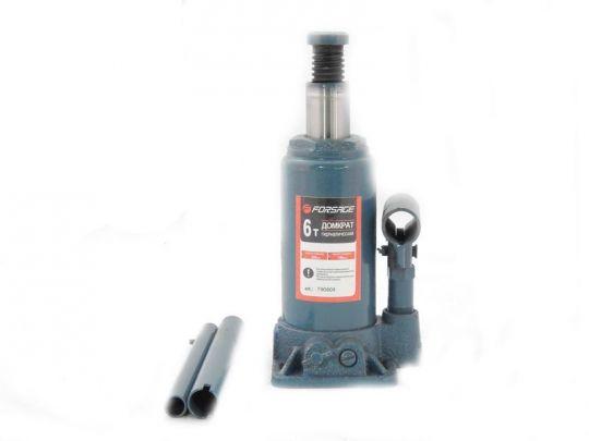Домкрат бутылочный  6 т с клапаном (h min 190мм, h max 355мм)