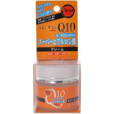 Легкий крем-гель с коэнзимом Q1, коллагеном и гиалуроновой кислотой Hadariki Q10
