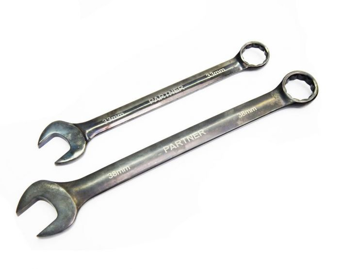 Ключ комбинированный 50мм усиленный