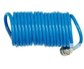 Шланг спиральный для воздуха 8х12мм 20м (PU) 'H-D'