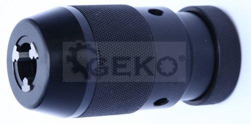 Патрон сверлильный самозаж. мет. 1-16мм В18 'Профи' 'Geko'