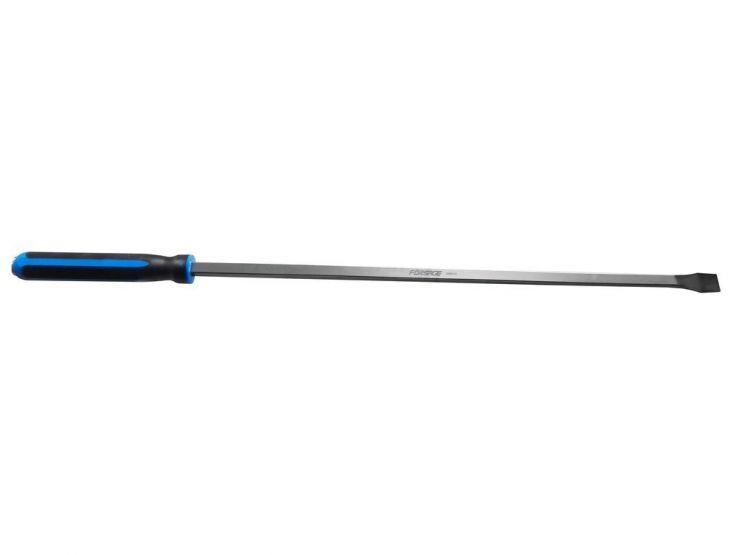 Монтажка прямая с прорезиненной рукояткой 910см