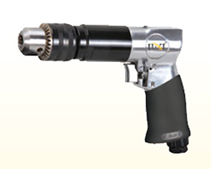 Пневмодрель пистолетная 1/2' реверс. 225мм (13мм, 700 об/мин) 'H-D'