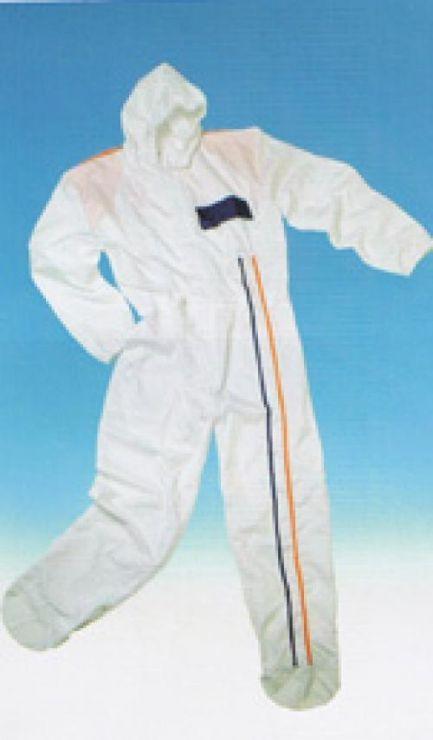 610.1120L малярный комбинезон SISTAR Tecno-Yarn (антистатичный полиэстер) разм 50-52