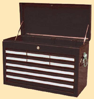 Ящик инструментальный (12 выдвижных полок)