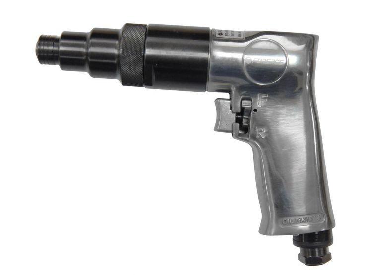 Пневмошуруповерт (800об/мин, потребление-113л/мин)