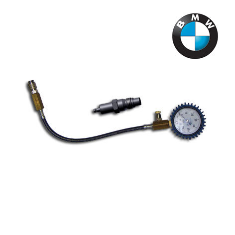 SMC-BMW Специальный компрессометр для дизельных двигателей автомобилей BMW. Применяется на двигателях 4M51 (2,5л).
