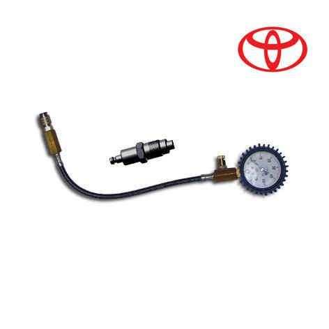 SMC-TOYOTA, Специальный компрессометр для дизельных двигателей автомобилей TOYOTA.  Применяется для двигателей автомобилей Toyota 2C, 3C, 2L