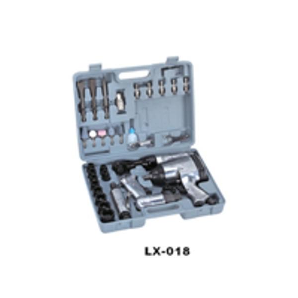 Набор пневмоинструмента (34пр) 'Luxi'
