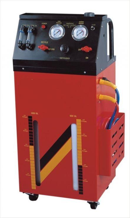 Электрическая установка для замены охлаждающей жидкости двигателя. Для дизельных и бензиновых двигателей. Рабочее давление: 85-100PSI.  Питание: 220В