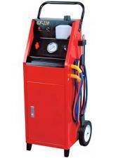 Установка для очистки топливной системы ДВС электрическая. Для дизельных и бензиновых двигателей. Рабочее давление: 70-90PSI.  Питание: 220В