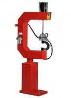 Электрический вулканизатор 'Макси - ТРМ'                                 (220В,  1200Вт с двумя нагр. элементами t=145ºС , пневматическим приводом  и регулятором температуры)
