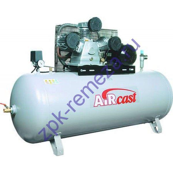 компрессор поршневой 950 л/мин, 10 бар, 5.5 кВт. 380 В, ресивер 270 л.