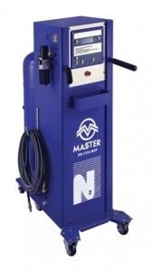 Генератор азота для накачки автомобильных шин, производительность 61 л/мин., 2 шланга, технологии OPS и N2P. Прибор для проверки концентрации азота в шине в комплекте.