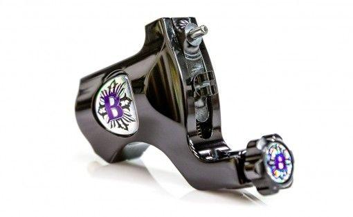 Bishop rotary V6 Polished Black